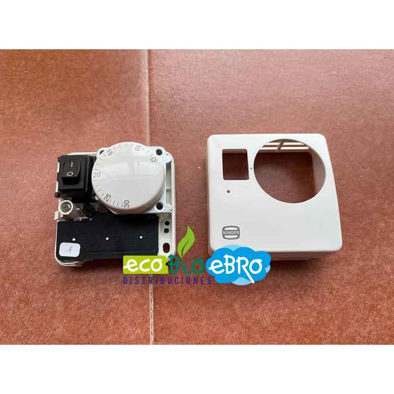 Despiece Termostato-mecánico-con-interruptor-marchaparo-y-luz-piloto-TA-3017-(frío-y-calor) ecobioebro