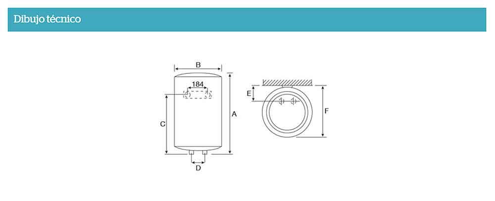 Dibujo-tecnico-Concept-Slim-50-l-ecobioebro