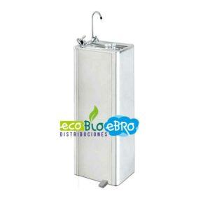 FUENTE-DE-AGUA-INOX-CON-SURTIDOR,-PEDAL-Y-MANUAL-(25-litroshora)-ecobioebro