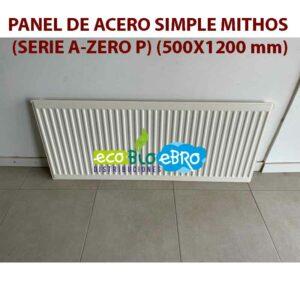 PANEL-DE-ACERO-SIMPLE-MITHOS-(SERIE-A-ZERO-P)-(500X1200-mm) ecobioebro