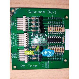 Placa-Electrónica-Interconexión-Cascade-Circuit-Board-(QA-500-D-COOLBREEZE)-ecobioebro