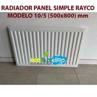 RADIADOR-PANEL-SIMPLE-RAYCO-MODELO-105-(500x800)-mm-ecobioebro