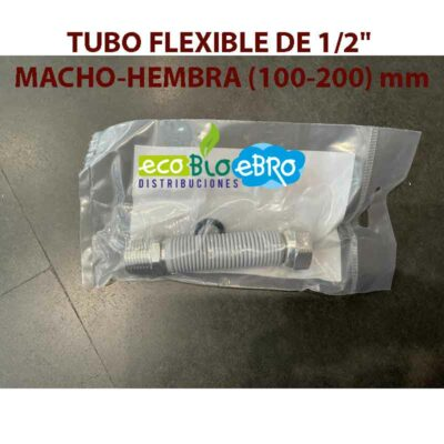 TUBO-FLEXIBLE-DE-12'-MACHO-HEMBRA-(100-200)-mm ecobioebro