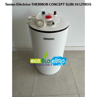Termo Eléctrico THERMOR CONCEPT SLIM 30 LITROS