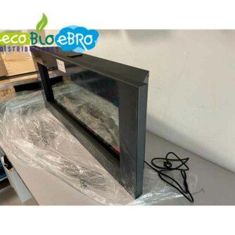 VISTA Chimenea eléctrica No. 1 PRIME ecobioebro