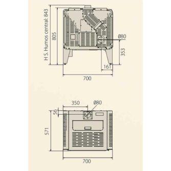 medidas-estufa-ares-ferlux-ecobioebro