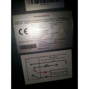 Etiqueta-Repuesto-resistencia-encendido-estufa-Cantina-Nova-24-kw-(Ecoforest)-ecobioebro