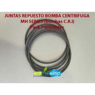 JUNTAS-REPUESTO-BOMBA-CENTRIFUGA-MH-SERIES-(bombas-C.R.I)-ecobioebro
