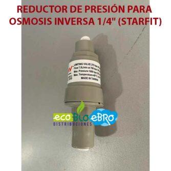 REDUCTOR-DE-PRESIÓN-PARA-OSMOSIS-INVERSA-14'-(STARFIT) ecobioebro