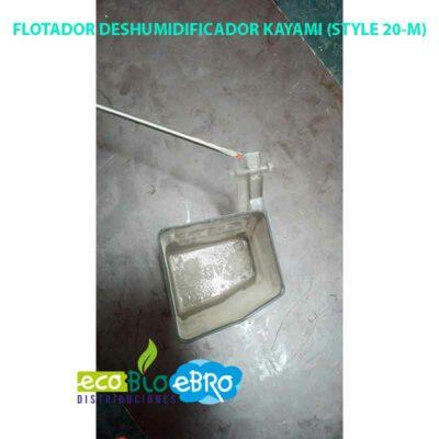 FLOTADOR-DESHUMIDIFICADOR-KAYAMI-(STYLE-20-M)-ecobioebro