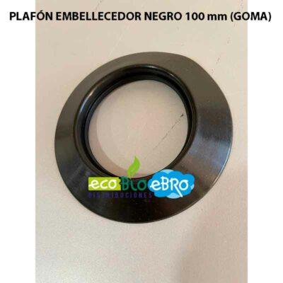 PLAFÓN-EMBELLECEDOR-NEGRO-100-mm-(GOMA)-ecobioebro