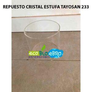 REPUESTO CRISTAL ESTUFA TAYOSAN 233