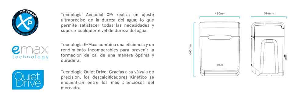 dimensiones-Descalcificador-compacto-PREMIER-PLUS-de-Kinetico-ecobioebro