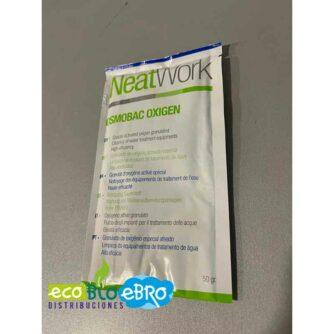 OSMOBAC-OXIGEN. Sobre higienización y limpieza de equipos osmosis (50 gramos) ecobioebro