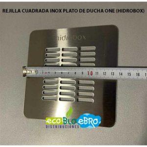 REJILLA-CUADRADA-INOX-PLATO-DE-DUCHA-ONE-(HIDROBOX)-ecobioebro