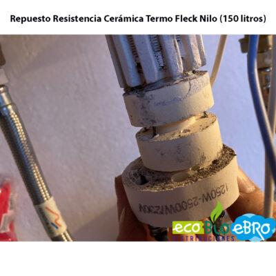 Repuesto Resistencia Cerámica Termo Fleck Nilo (150 litros)