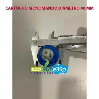 CARTUCHO-MONOMANDO-DIÁMETRO-40-MM-ecobioebro