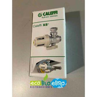 EMBALAJE Filtro desfangador magnético bajo caldera XS545900 (CALEFFI) ecobioebro