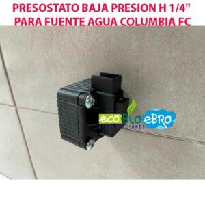 PRESOSTATO-BAJA-PRESION-H-14''-PARA-FUENTE-AGUA-COLUMBIA-FC ecobioebro