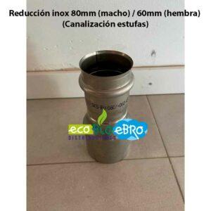 Reducción-inox-80mm-(macho)--60mm-(hembra)-(Canalización-estufas) ecobioebro