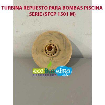 TURBINA REPUESTO PARA BOMBAS PISCINA SERIE (SFCP 1501 M)