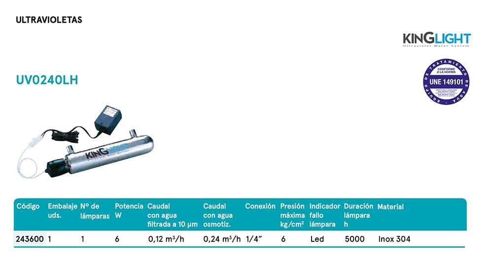 ficha-tecnica-lampara-UV0240LH-ecobioebro