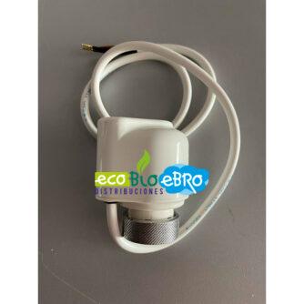 AMBIENTE CABEZAL ELÉCTRICO ALB CON MICRO 230 V (FAR) ecobioebro
