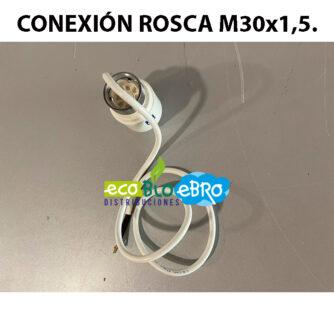 CONEXION-ROSCA-M30x1,5 ecobioebro
