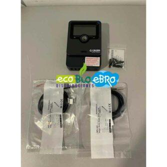 DESPIECE Regulador-digital-con-sinóptico-funcional-para-calefacción-y-refrigeración-161010-(CALEFFI)-ecobioebro