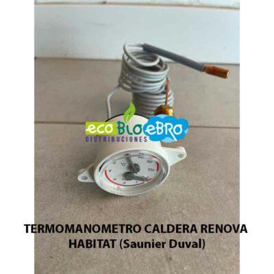 TERMOMANOMETRO-CALDERA-RENOVA-HABITAT-(Saunier-Duval)-ecobioebro