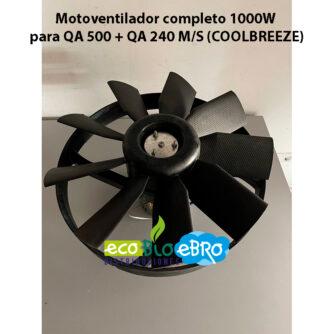 Motoventilador-completo-1000W-para-QA-500-+-QA-240-M-S-(COOLBREEZE) ecobioebro