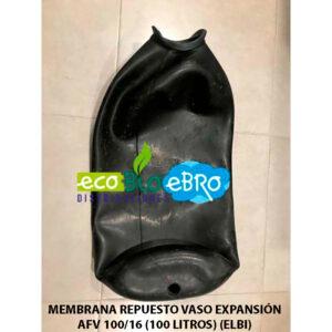 MEMBRANA REPUESTO VASO EXPANSIÓN AFV 100/16 (100 LITROS) (ELBI)