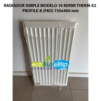 RADIADOR-SIMPLE-MODELO-10-KERMI-THERM-X2-PROFILE-K-(FKO)-750x400-mm-ecobioebro