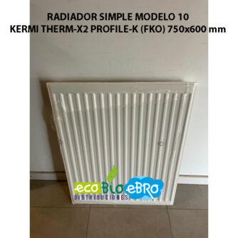 RADIADOR-SIMPLE-MODELO-10-KERMI-THERM-X2-PROFILE-K-(FKO)-750x600-mm-ecobioebro