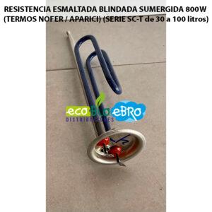 RESISTENCIA-ESMALTADA-BLINDADA-SUMERGIDA-800W-(TERMOS-NOFER---APARICI)-(SERIE-SC-T-de-30-a-100-litros)-ecobioebro