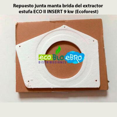 Repuesto-junta-manta-brida-del-extractor-estufa-ECO-II-INSERT-9-kw-(Ecoforest)-ecobioebro