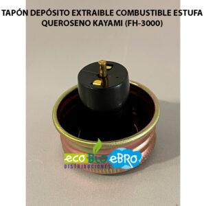 TAPÓN-DEPÓSITO-EXTRAIBLE-COMBUSTIBLE-ESTUFA-QUEROSENO-KAYAMI-(FH-3000)-ecobioebro