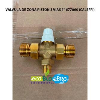 VÁLVULA-DE-ZONA-PISTON-3-VÍAS-1'-677060-(CALEFFI)-ecobioebro