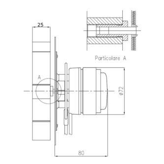 vista-lateral-dimensiones-EXTRACTOR-DE-HUMOS-PARA-ESTUFAS-DE-PELLETS-(MOTOR-ECOFIT)-ecobioebro