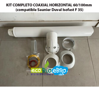 KIT-COMPLETO-COAXIAL-HORIZONTAL-60-100mm-(compatible-Saunier-Duval-Isofast-F-35)-ecobioebro