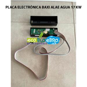 PLACA ELECTRÓNICA BAXI ALAE AGUA 17 KW