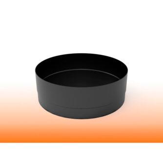 TAPA-NEGRO-MATE-ACERO-VITRIFICADO-(MACHO-HEMBRA)-ecobioebro